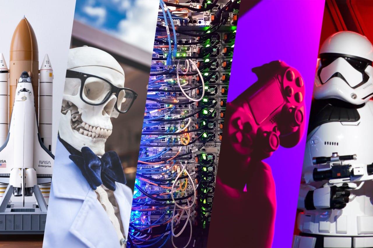 Dia do Orgulho Nerd: conheça os geeks por trás da AMTI